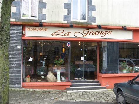 La Grange Batelière Restaurant by Restaurant La Grange Ruffiac