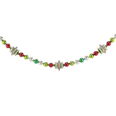 shiny brite holiday splendor garland theholidaybarn com