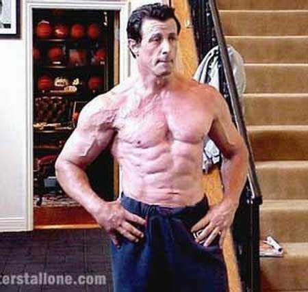 does sylvester stallone have tattoos why did arnold schwarzenegger stop working out and taking