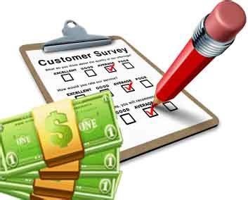 Paid Internet Surveys - top four online survey taking mistakes