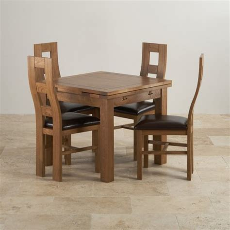real oak dining table dining sets combine and save oak furniture land