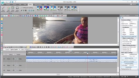 tutorial for video editing vsdc free video editing software beginner editing