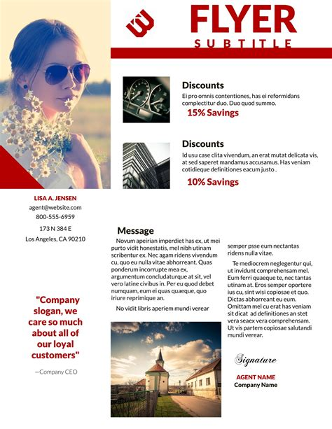 templates flyer 11 free event flyer templates exles lucidpress