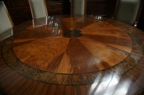 huge dining room table large round dining room table marceladick com