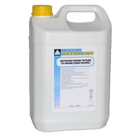 Produit Nettoyage Toiture Professionnel 1232 by Nettoyant Rapide Toiture Et Fa 231 Ade Sans Chlore