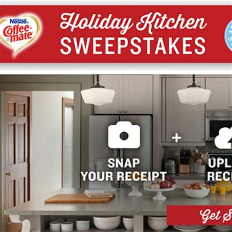 Kitchen Makeover Sweepstakes 2014 - coffee mate win a 25 000 kitchen makeover granny s giveaways