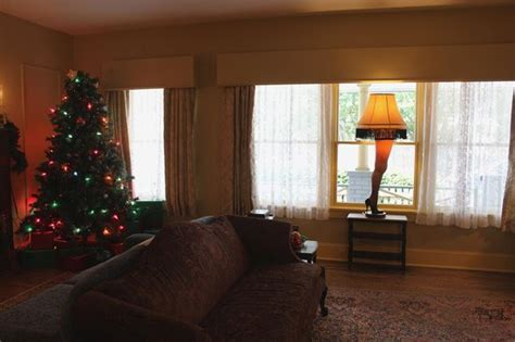 christmas story house the old living room picture of christmas story house cleveland tripadvisor