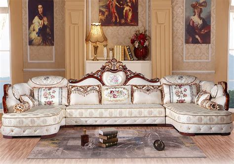 European Style Sofas by European Style Sofa Combination Simple Living Room And