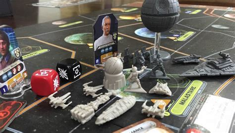 Space Ship Designer review star wars rebellion pub meeple