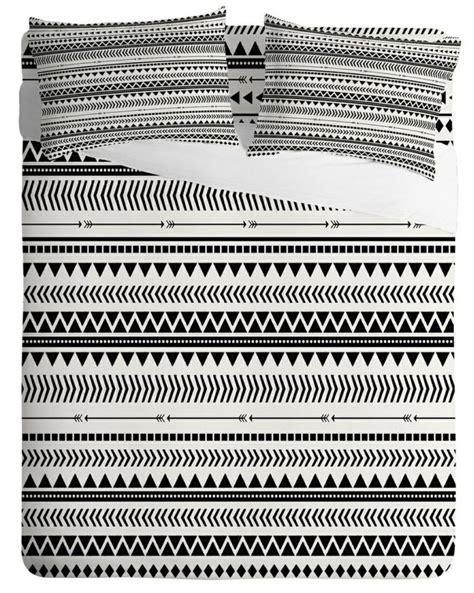 black and white aztec bedding aztec bedding interior lustres pinterest aztec