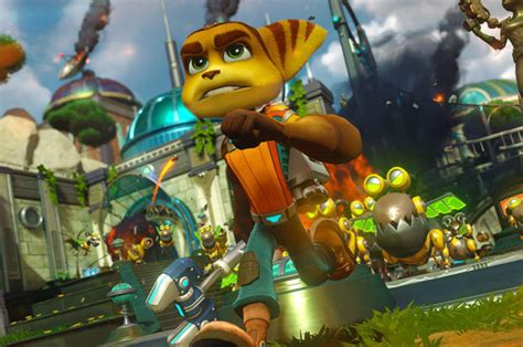 Ps4 Ratchet Clank Reg All ratchet clank is out now you won t want to put the ps4