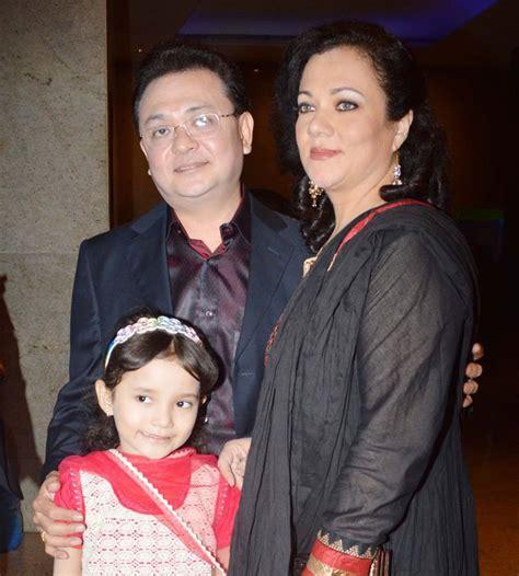 actress mandakini husband photo about all spotted mandakini and her family