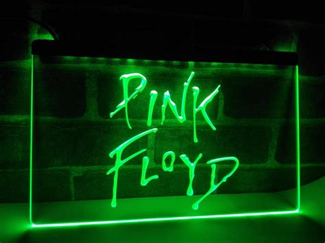 light up signs for room pink floyd light up sign room wall hanging light