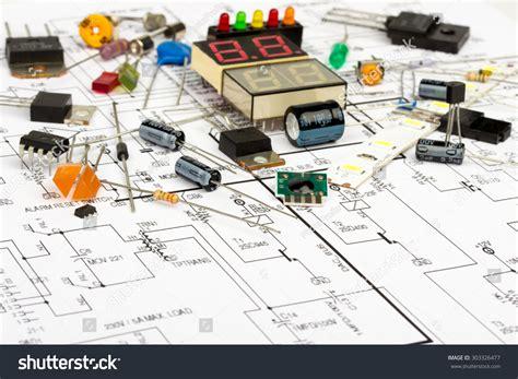 integrated resistors and capacitors pdf electronic components electronic diagram transistors integrated circuits capacitors
