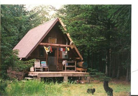 cabin alaska living exterior