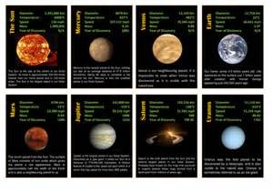 solar system top trumps by pez555 teaching resources tes