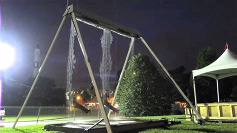 swing architecture waterfall swing architectural art youtube