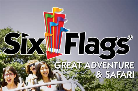 flags great adventure