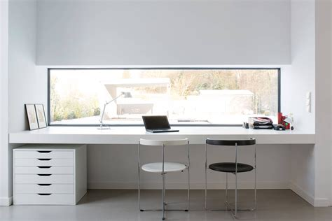 modern white home decor 16 stimulating modern home office designs that will boost