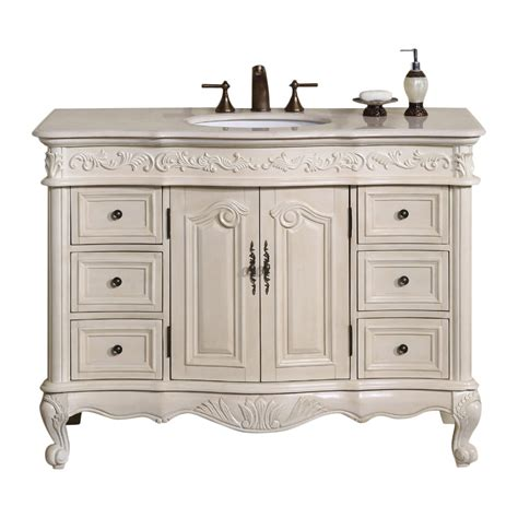 ella 48 quot single bathroom vanity set wayfair