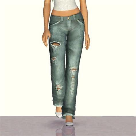 sims 4 cc boyfriend jeans es3c s boyfriend jeans