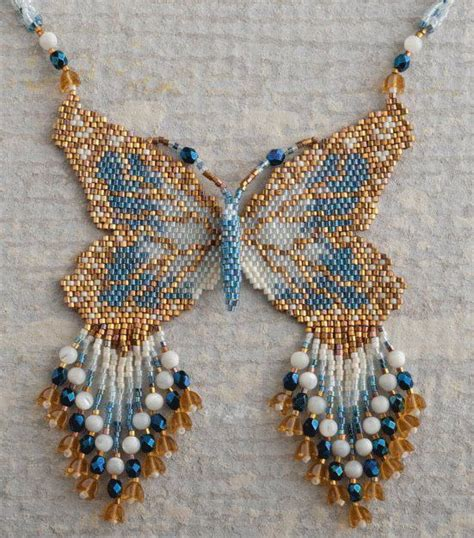 the beading butterfly butterfly patterns by sova at sova enterprises