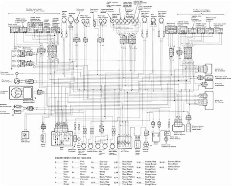 yamaha fazer fzx700 wiring diagrams wiring diagram schemes