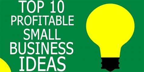 Small Creative Home Business Ideas The 10 Best Small Creative Business Ideas In The World To
