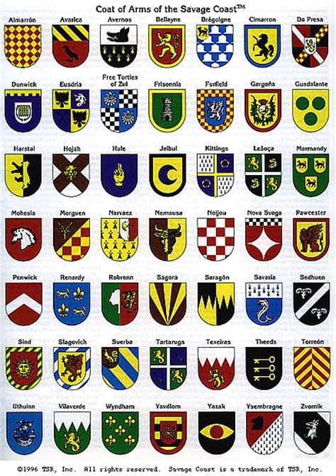 the complete book of heraldry an international history of heraldry and its contemporary uses books savage coast traladarans and heraldry