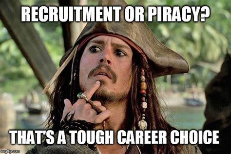 Career Meme - a career in recruitment imgflip