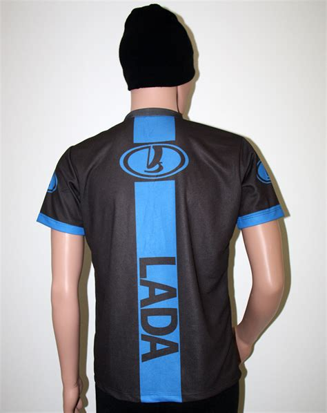 Lada Clothing Lada T Shirt With Logo And All Printed Picture T