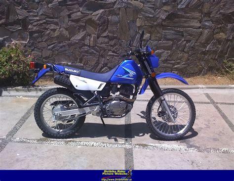 Suzuki Dr 200 Se 1999 Suzuki Dr 200 Se Pics Specs And Information