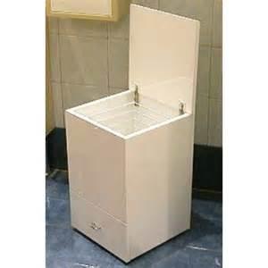Alto Shower Bath sgabello contenitore portabiancheria complementi