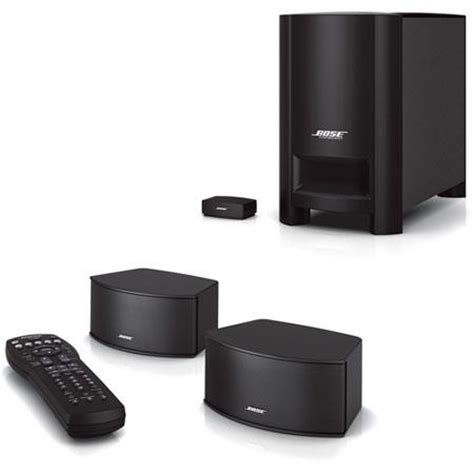 bose cinemate series ii home theater system