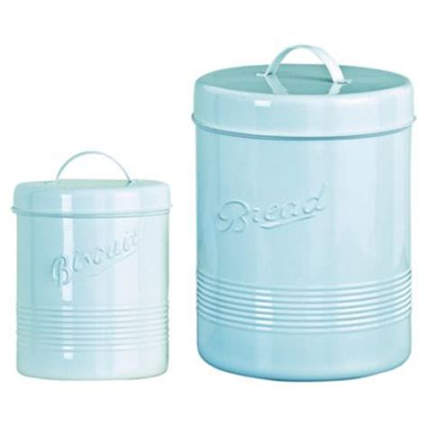 kitchen canisters duck egg blue kitchen xcyyxh