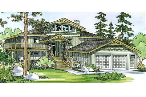Cabin Style Home Plans by Lodge Style House Plans Catkin 30 152 Associated Designs