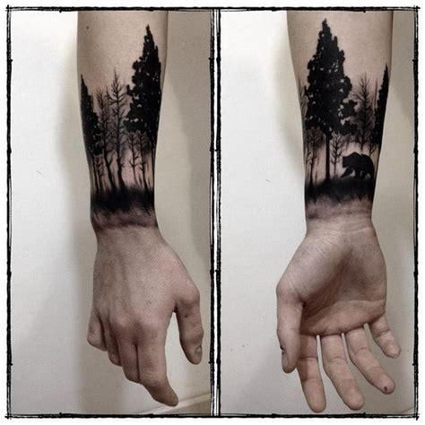 nature wrist tattoos 30 awesome forearm designs for creative juice