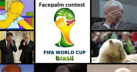 World Cup Memes - fifa s facepalm world cup logo weknowmemes
