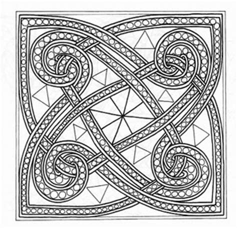 Knot Pattern - celtic knots patterns 171 free patterns