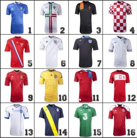 best football kit the best football shirts of 2012 world soccer talk