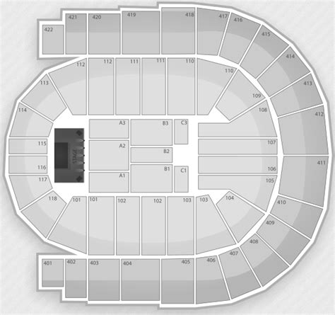Floor Plan Of O2 Arena by 02 Arena Seating Plan London