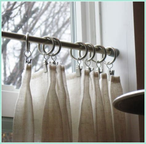 pleat caf 233 curtains in the kitchen kitchen ideas