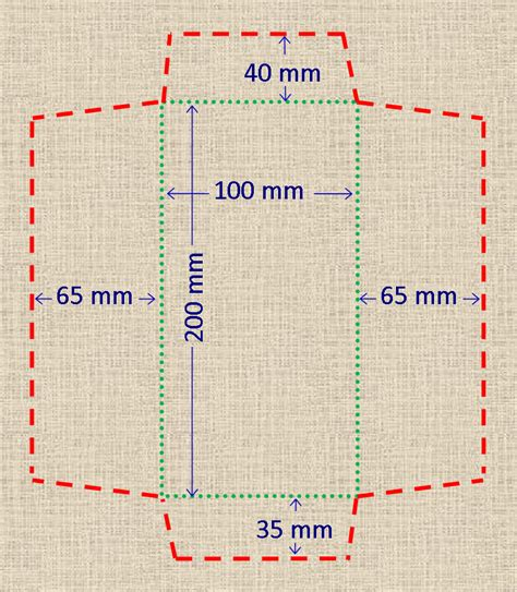 How To Make A Big Envelope Out Of Paper - my all in one place make your own envelope for the