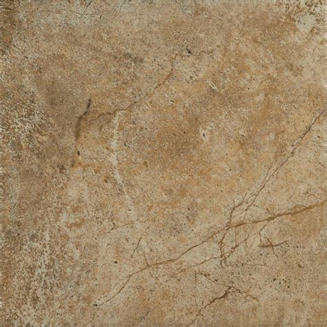 shop style selections florentine scabos porcelain travertine floor and wall tile common 12 in