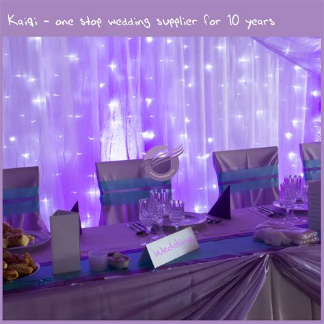 Voile Wedding Backdrop by White Cheap Wedding Voile Backdrop Draping Fabric Kaiqi