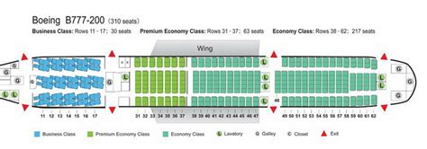 777 cabin layout air china airlines aircraft seatmaps airline seating
