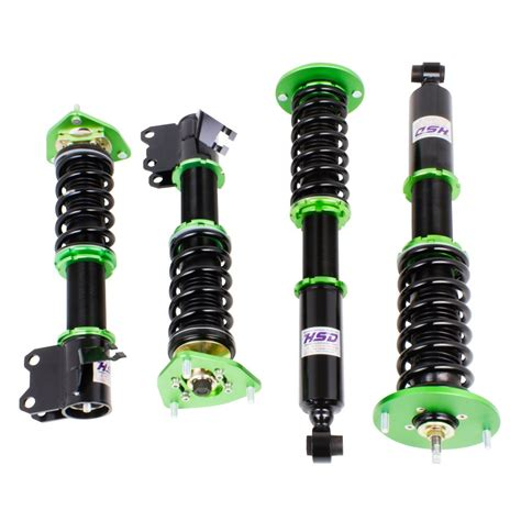 nissan s14 coilovers nissan s14 s15 hsd monopro coilovers 200sx 1993