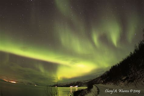 Northern Lights 2009 by Spaceweather February 2009 Northern Lights Gallery