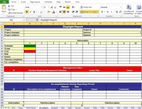 get project work plan template in xls excel tmp