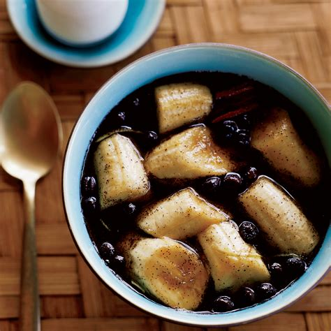how many bananas in a cup bananas in coffee bean syrup recipe marcia kiesel food wine